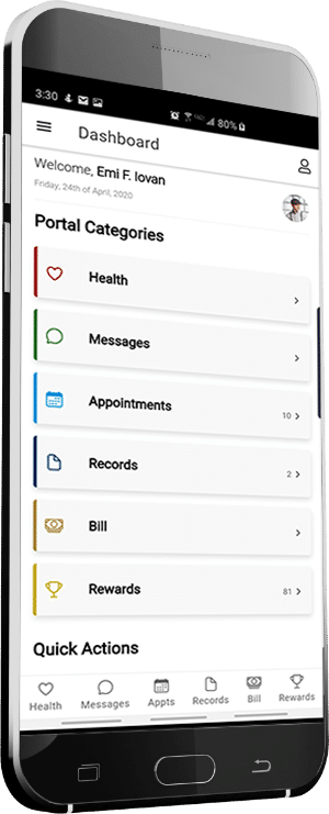 chiropractic software android app